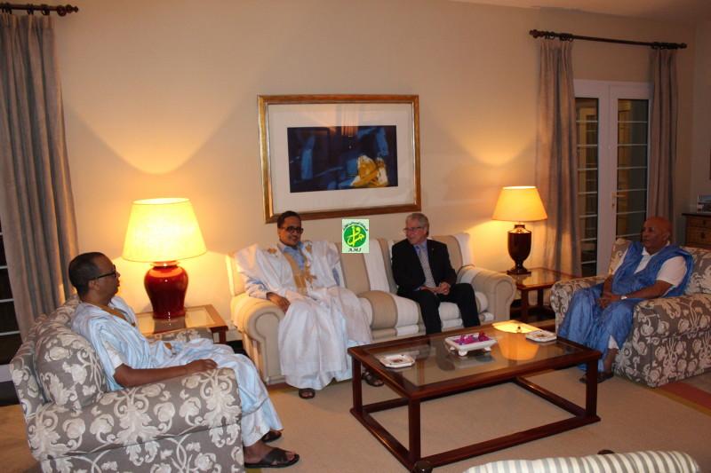 L'ambassadeur d'Espagne souligne la solidité des relations mauritano-espagnoles