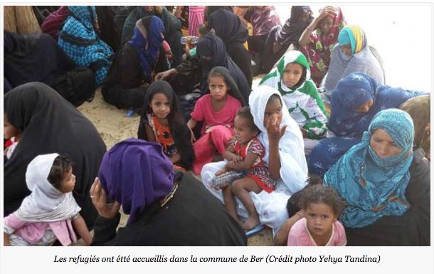 Exilés au Burkina-Mauritanie-Niger : Plus de 50 000 réfugiés maliens au bercail