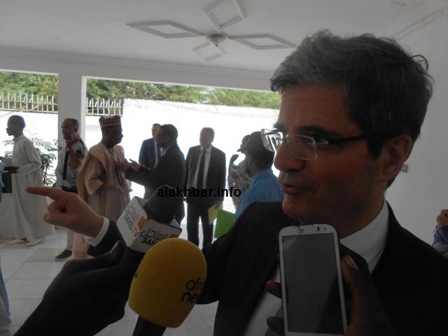 """L'ambassadeur de France à l'ONU: """"Il faut un consensus pour soutenir la force du G5 Sahel"""""""