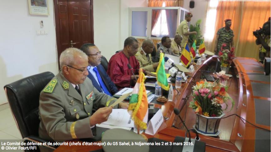 En Mauritanie, l'ONU constate les retards dans l'installation du G5 Sahel