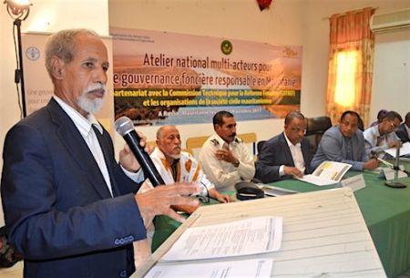 La Mauritanie met en place le cadre institutionnel de sa réforme foncière