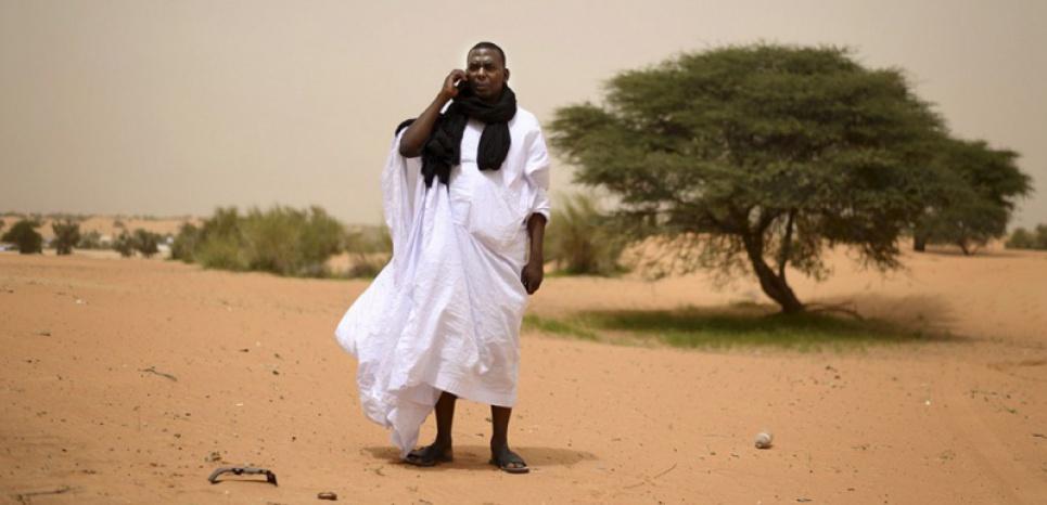 Interview de Birame Dah Abeid à Bamako