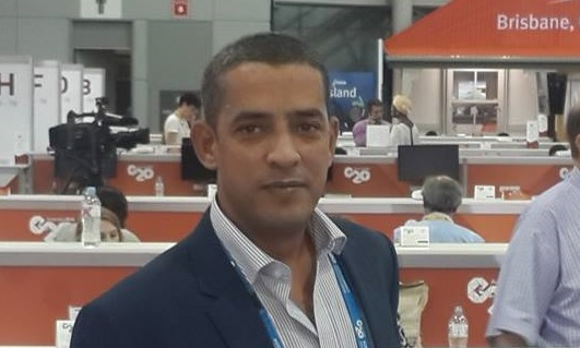 D.G de la nouvelle chaîne de sport mauritanienne : Sidi Ould Nemine