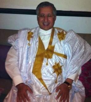 Abderrahmane Mohamed Cheikh, secrétaire général du parti de l'Avant-garde : '' Le dossier Bouamatou