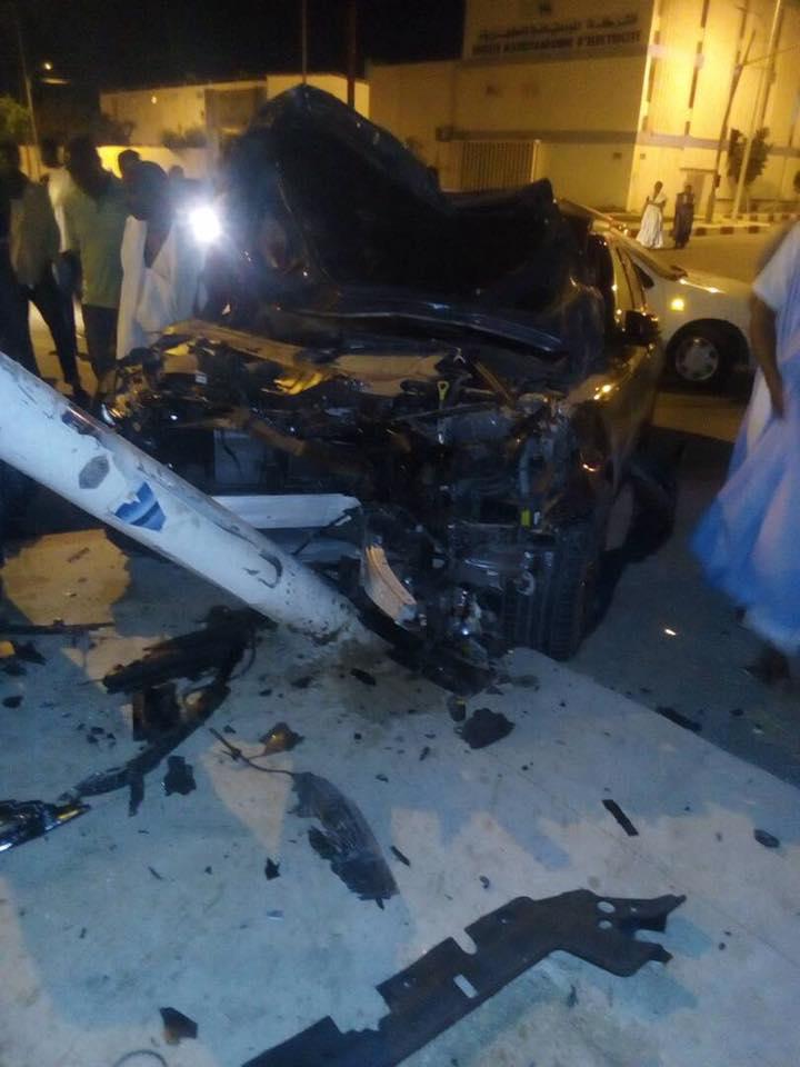Accident de circulation à Nouakchott: un mort et un blessé grave