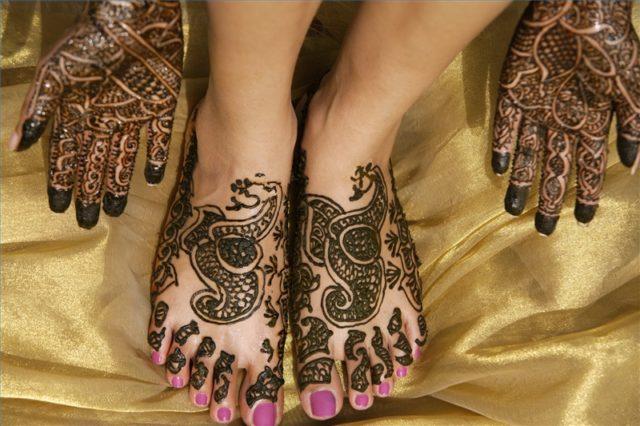 L'art du henné Ⓒ http://www.ehow.com.br