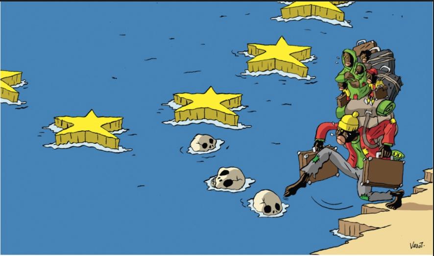 """L'ONU juge """"inhumaine"""" la coopération UE/Libye pour endiguer le flux de migrants"""