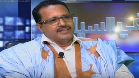Sénateur Cheikh Ould Hanena : le pouvoir a comploté contre les institutions constitutionnelles