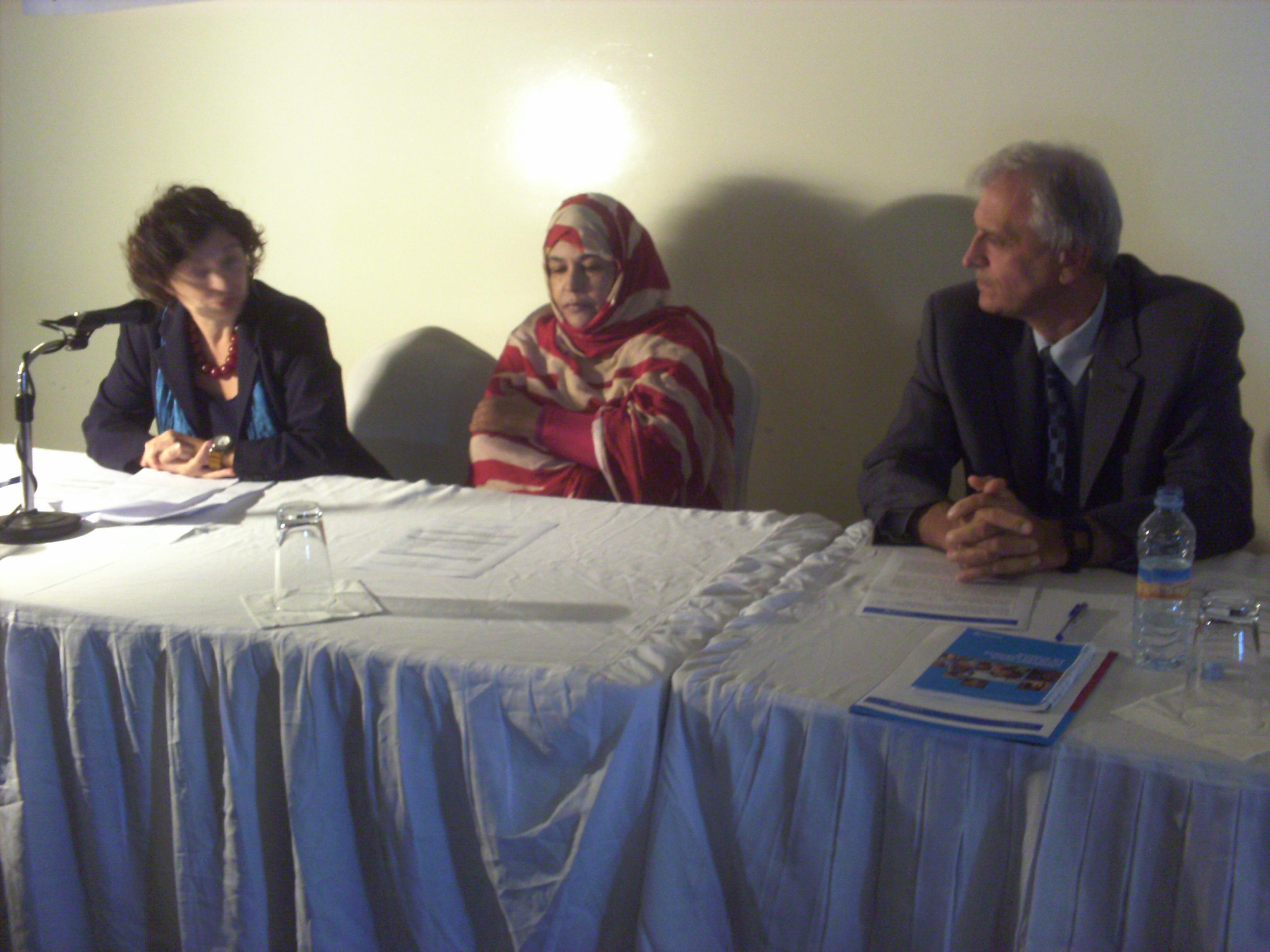 Tostan partage ses 10 ans d'expérience en Mauritanie