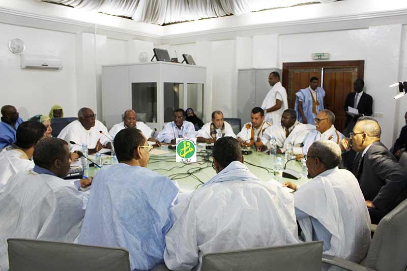 La commission des finances discute le budget du ministère de l'intérieur