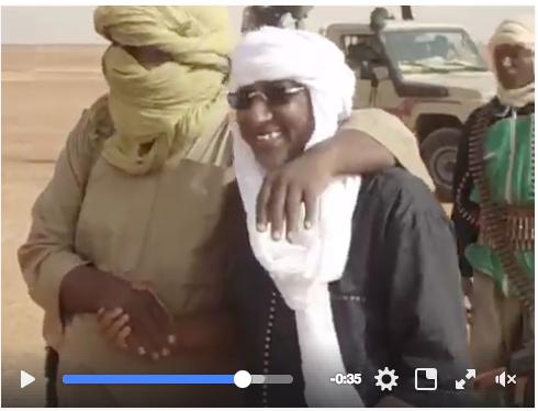 Moustapha Ould Limam Chavi au coeur de tensions entre les services de renseignements mauritaniens et étrangers