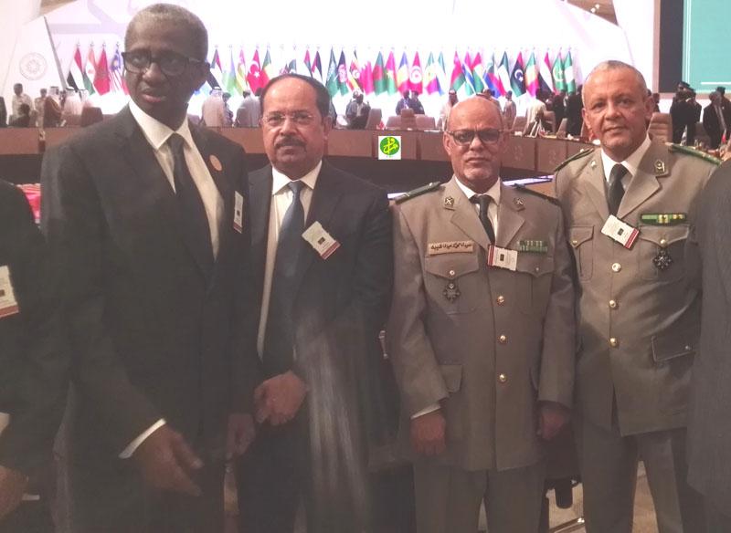 Le ministre de la Défense participe à Riyadh à la réunion du conseil des ministres de la Coalition Islamique Militaire de Lutte contre le Terrorisme