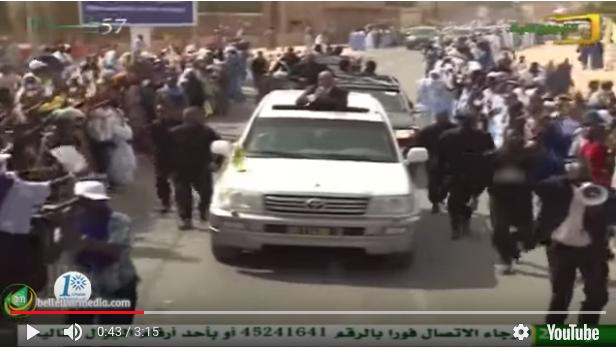 Kaédi: Un maire blessé dans un accident du convoi présidentiel