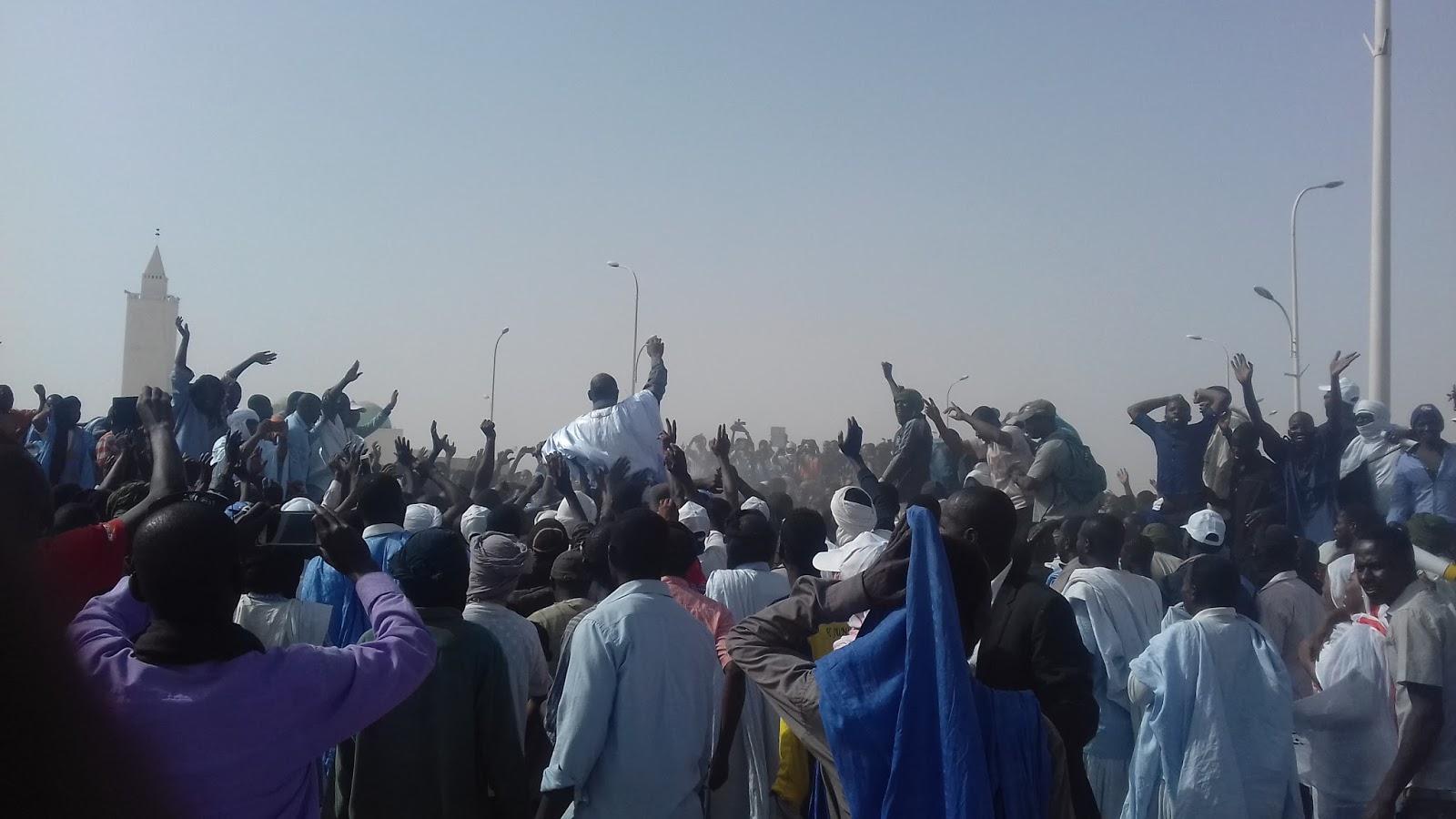Mauritanie : de l'Indépendance à la survie