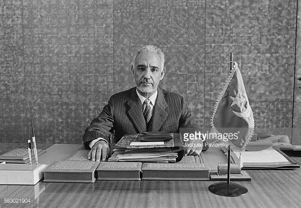 M. Moktar Ould Daddah, un courageux réformiste