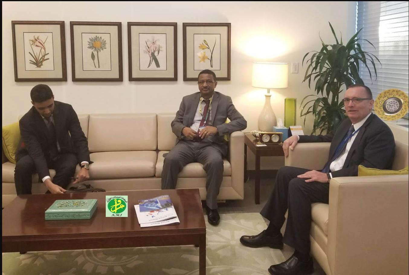 Le Secrétaire général adjoint de l'ONU souligne le rôle pivot que joue la Mauritanie dans la sécurité dans la zone du Sahel
