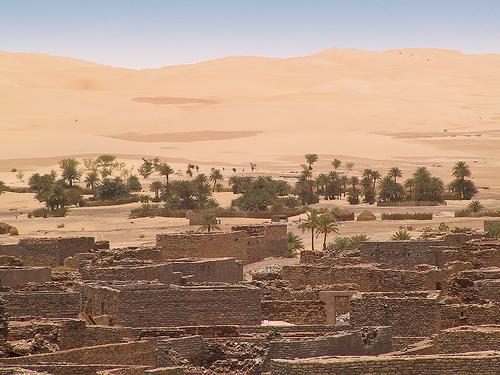 Tichitt : Le ministre de la culture s'informe sur les préparatifs en cours pour le lancement de la 7ème édition du festival des villes anciennes