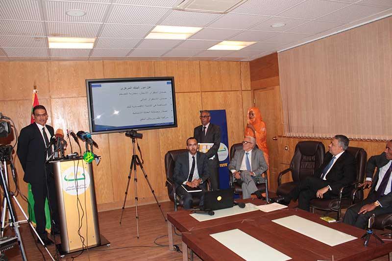 Les nouvelles modifications de la monnaie fortifient l'ouguiya et augmentent l'efficacité de l'économie », affirme le gouverneur de la BCM