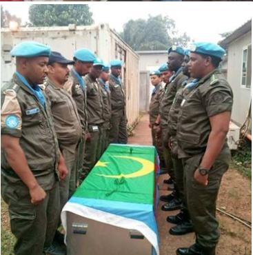 Le ministre de la défense adresse ses condoléances à la famille du gendarme décédé en Centrafrique