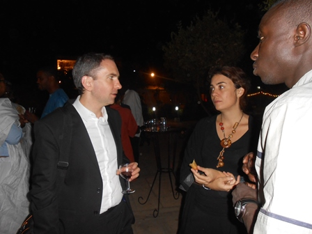 Résultats du Concours International de plaidoiries pour les droits de l'Homme de Mauritanie ( photos )