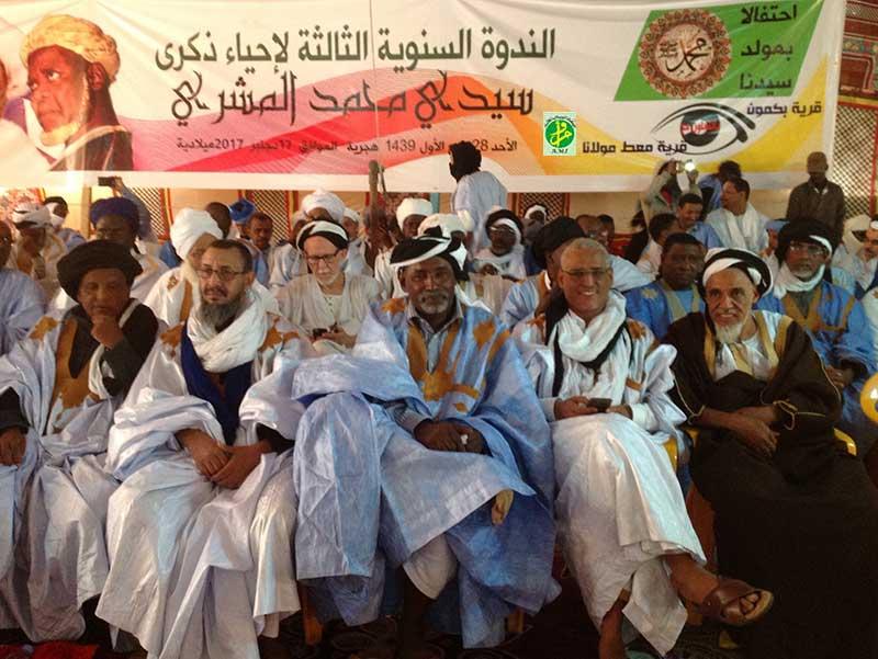 Démarrage des travaux d'un colloque sur l'unité nationale à Boukemoun