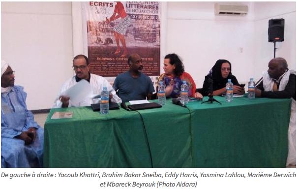 Festival Traversées Mauritanides : « peut-on parler de l'écriture de l'ailleurs ? »