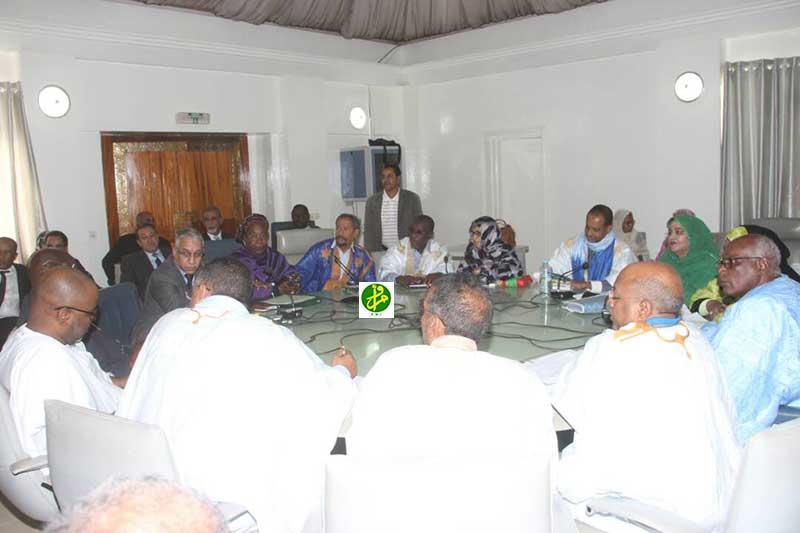 La commission financière de l'Assemblée nationale discute du budget du ministère des Relations avec le Parlement