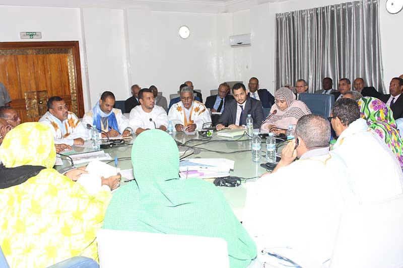 La commission financière de l'Assemblée Nationale discute le projet de budget du Premier ministère