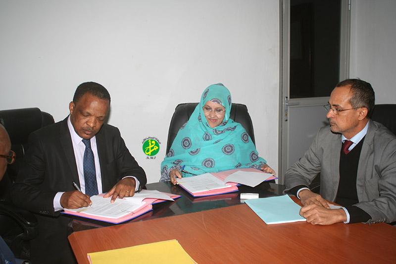 Notre pays signe un accord de coopération technique avec la FAO de 430 mille dollars américains