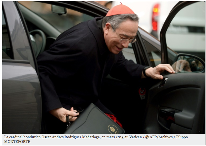 Un cardinal proche du pape a empoché des sommes astronomiques, selon un média