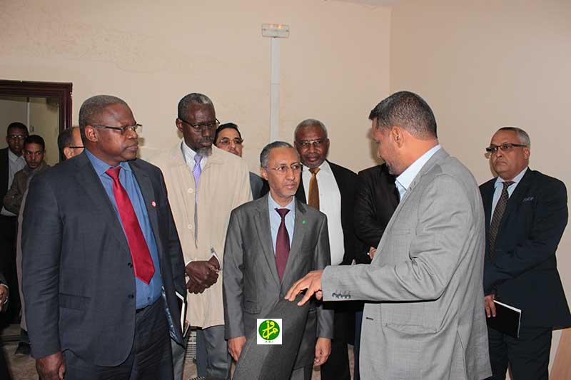"""""""Toutes les mesures techniques liées au changement de la base de notre monnaie nationale ont été prises"""", affirme le ministre chargé du budget"""