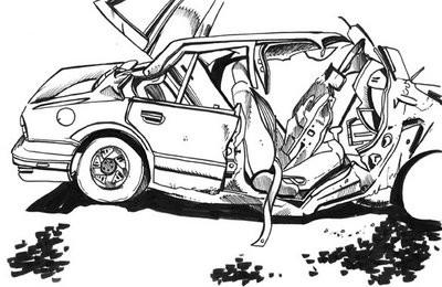 Accident mortel au niveau d'OumTounsi