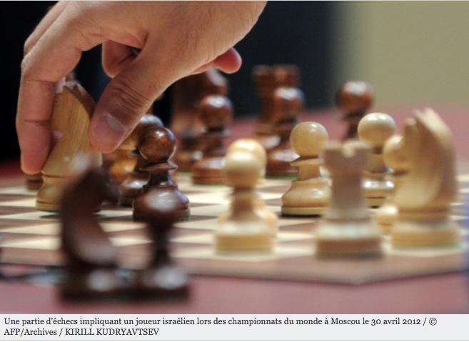 Privée de visa par Ryad, la Fédération israélienne d'échecs veut des compensations
