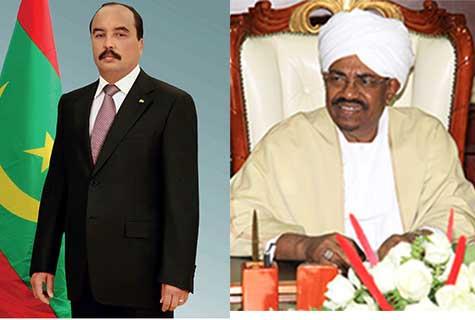 Le Président de la République félicite son homologue soudanais