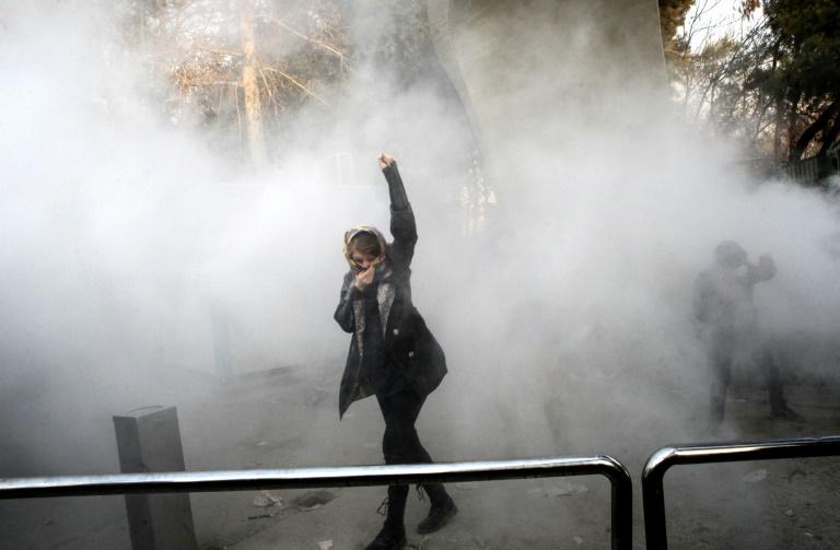 Iran: environ 200 manifestants arrêtés à Téhéran samedi (officiel)