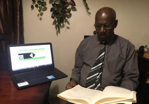 Les vœux de Monsieur Mamadou Sidy BA, Président des Flam