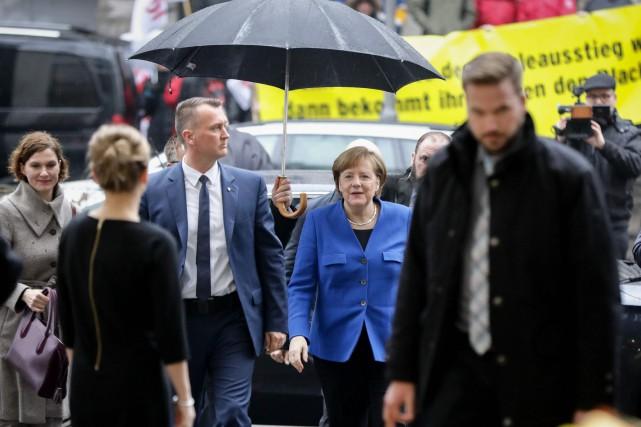 Bras de fer en Allemagne pour former un gouvernement