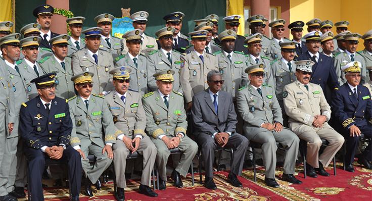 Premier complot militaire  contre Ghazouani à l'approche de 2019...