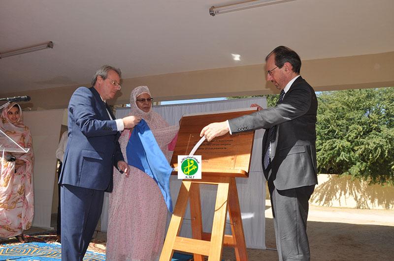 Diplomatie baroque au lycée Théodore Monod : le ministre mauritanien a fui…