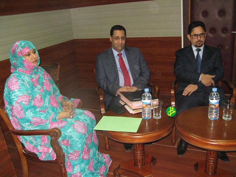 Les ministres de la culture ; de l'économie et du commerce commentent les résultats du conseil des ministres