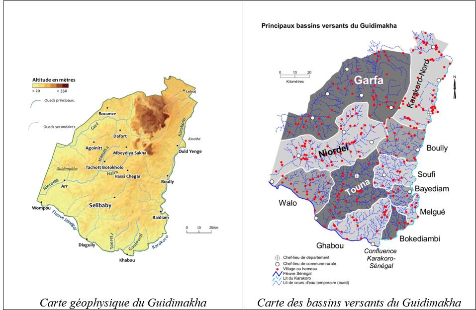 Mémorandum du Conseil Représentatif des Sooninko de Mauritanie concernant le dernier découpage administratif