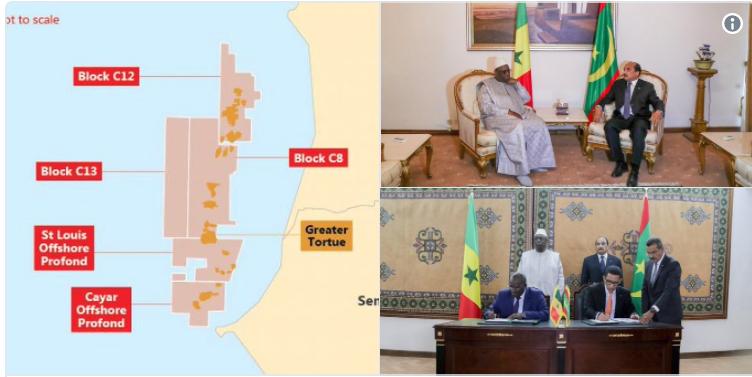 Sénégal et Mauritanie à l'affût du leadership gazier