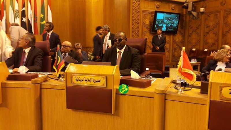 Le président de l'Assemblée Nationale participe au Caire aux réunions des parlements arabes