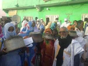Mauritanie : L'Opposition dans les rues pour dénoncer la hausse des prix et la famine (En IMAGES)