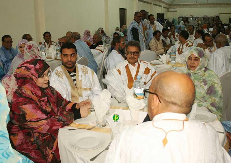 L'Union des femmes des médias de Mauritanie organise une cérémonie d'hommage pour certaines personnalités