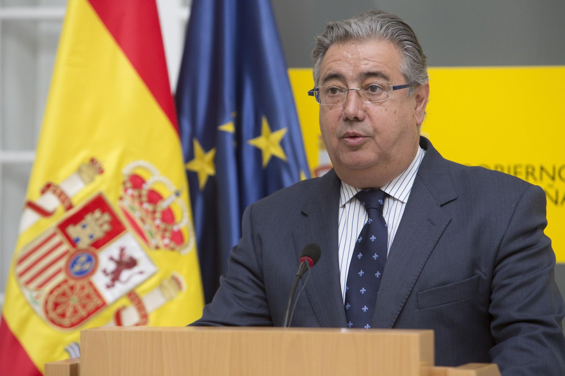 Madrid est « le pont entre Nouakchott et Bruxelles », selon le ministre de l'Intérieur espagnol