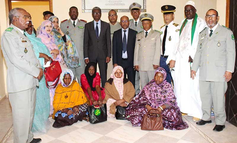 Le ministre de la Défense nationale supervise le lancement officiel de la Caisse d'Aide aux Enfants Mineurs de Martyrs des membres des Forces Armées et de Sécurité
