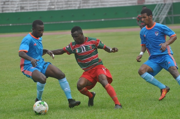 L'Africa Sports d'Abidjan neutralisé par FC Nouadhibou
