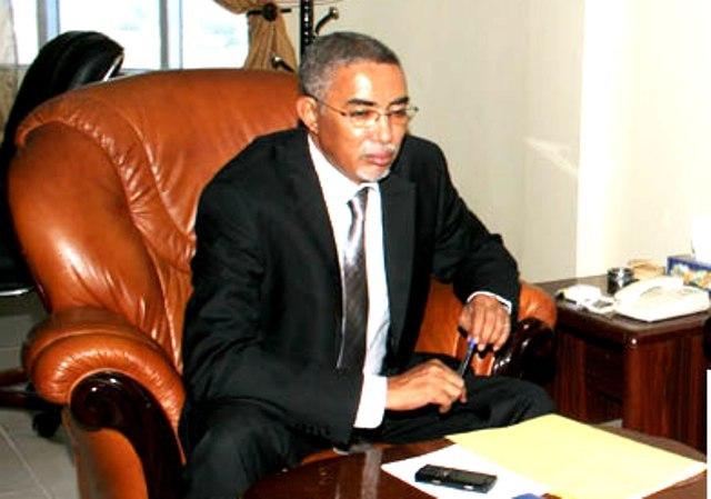 Condoléances du Premier ministère suite au décès du conseiller au cabinet du Premier Ministre M. Sid'Amine Ould Ahmed Challa