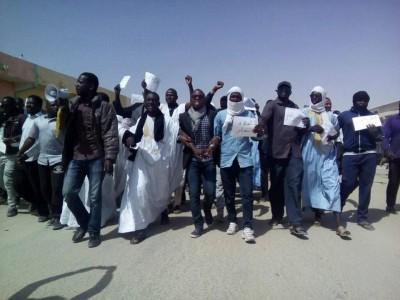 Manifestation du mouvement IRA à Dar-Naim : blessés et arrêtés